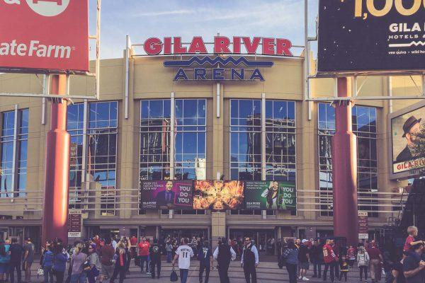 Gila River Arena, Glendale