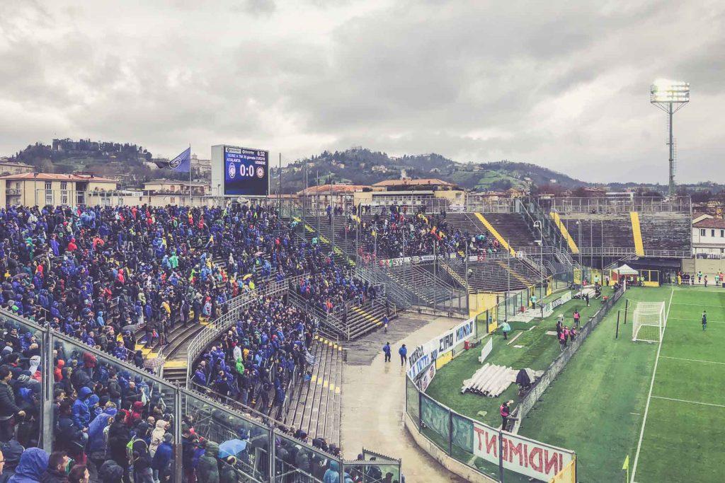 Stadio Atleti Azzurri d'Italia Fankurve, Bergamo