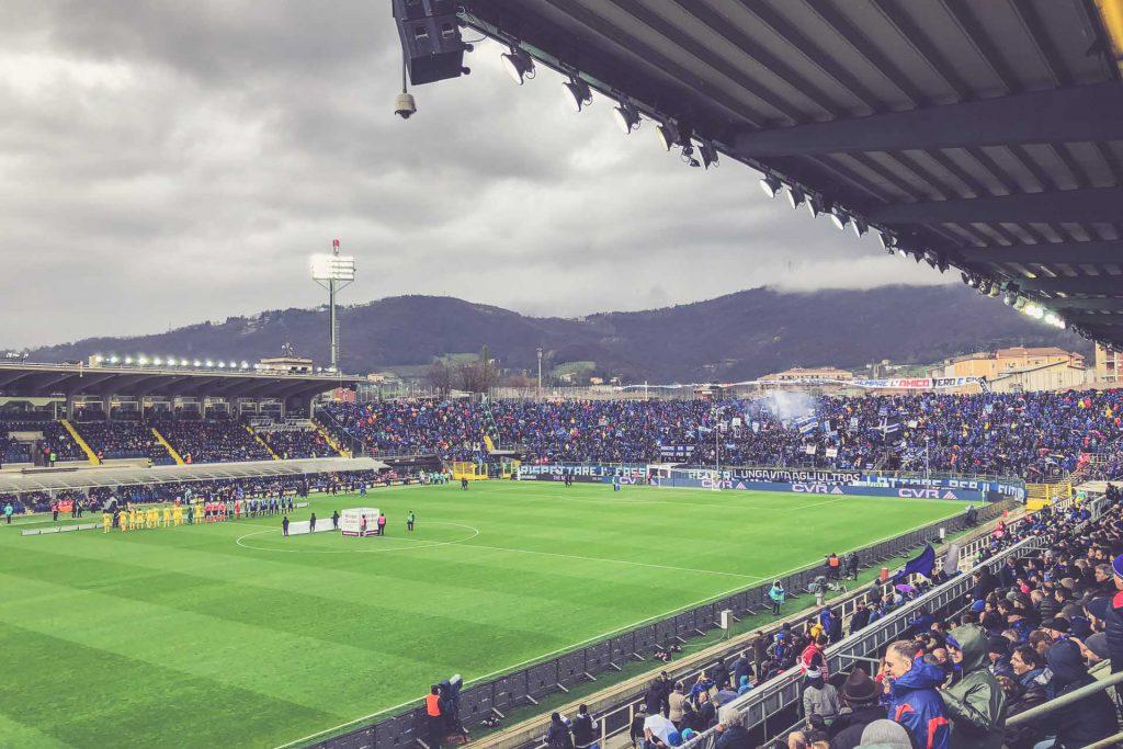 Stadio Atleti Azzurri d'Italia, Fankurve Atalanta