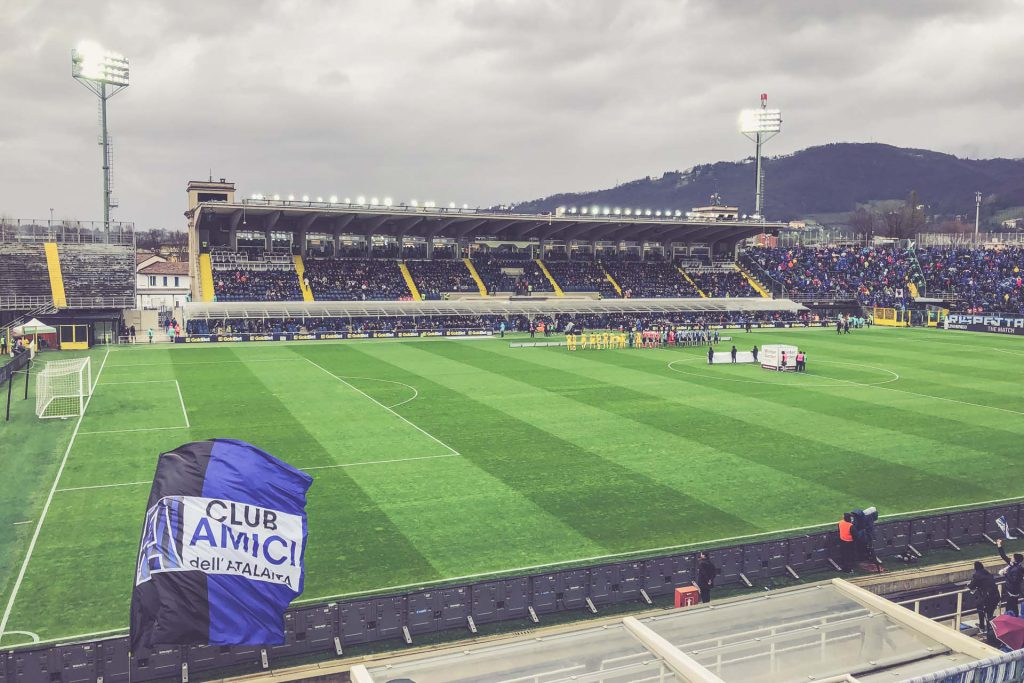 Stadio Atleti Azzurri d'Italia, Atalanta - Udine