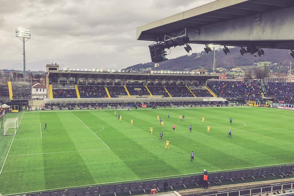 Stadio Atleti Azzurri d'Italia, Serie A: Atalanta - Udine