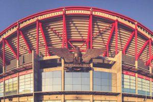 Estádio da Luz, Benfica Lissabon