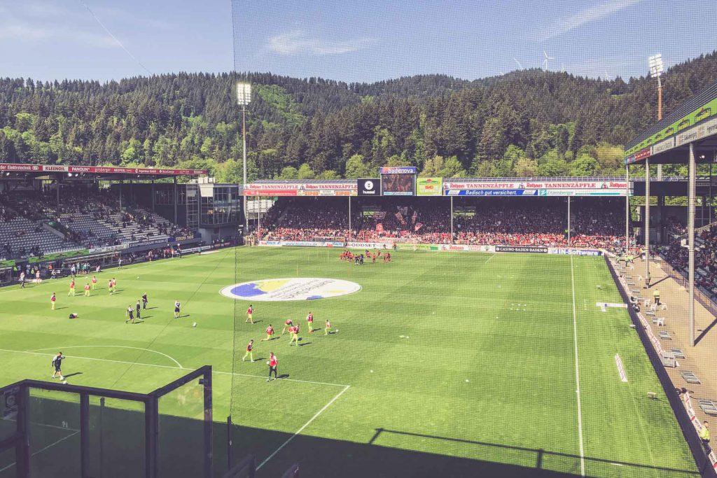Schwarzwald-Stadion, Freiburg