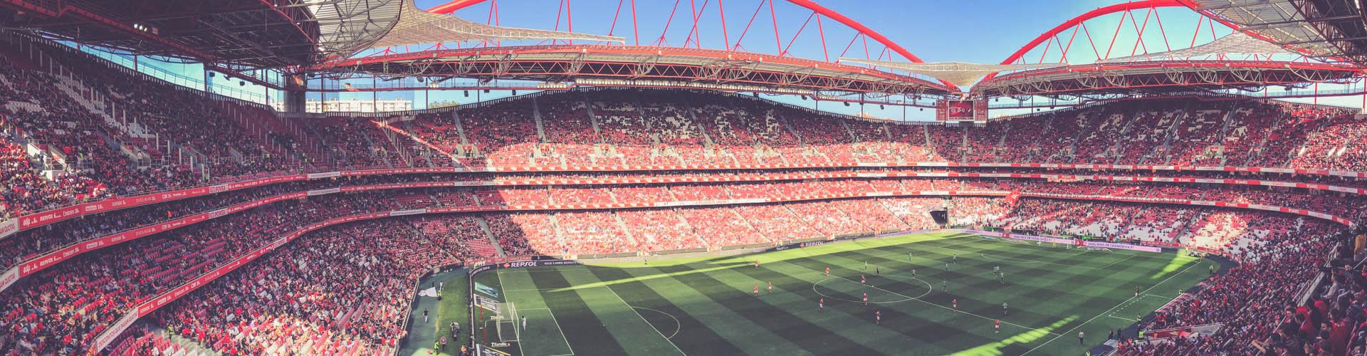 Estádio da Luz, Lissabon - Panorama