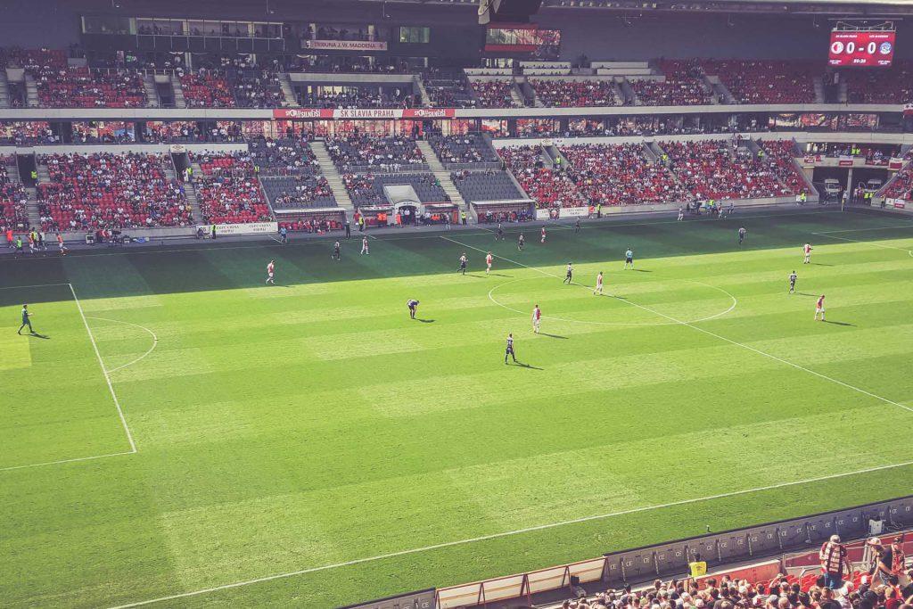 Eden Arena, Slavia Prag - Slovacko
