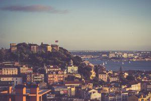 Lissabon Burg