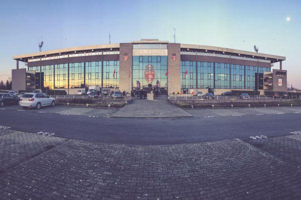 Stade Le Canonnier, Mouscron