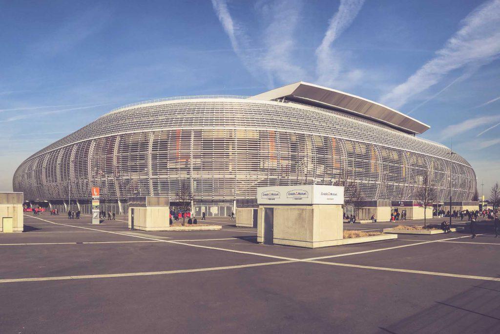 Stade Pierre-Mauroy, OSC Lille - Frankreich