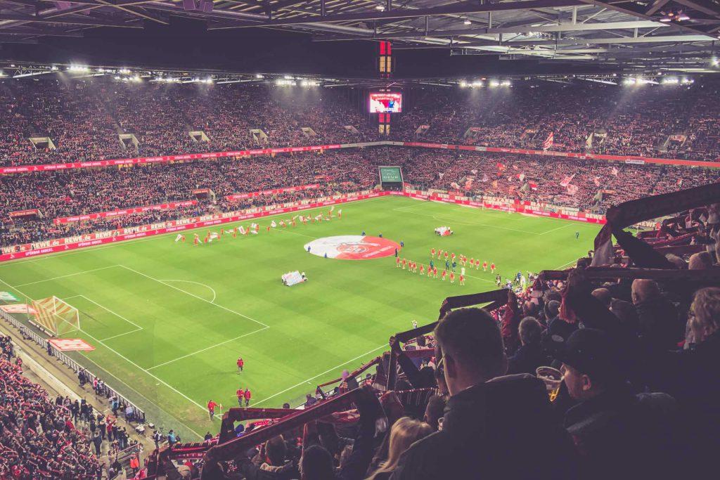 Rhein Energie Stadion, Köln - Freitagabendspiel