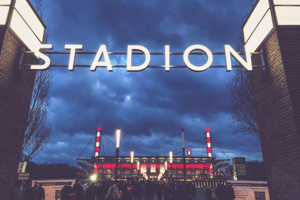 Rhein Energie Stadion, Köln - Abendspiel