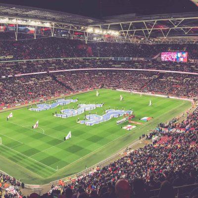 Webley Stadion, London - Enland - Tschechien