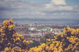 Easter Road - Hibernian FC, Edinburgh