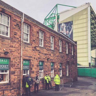 Easter Road - Hibernian FC, Edinburgh - Tickets