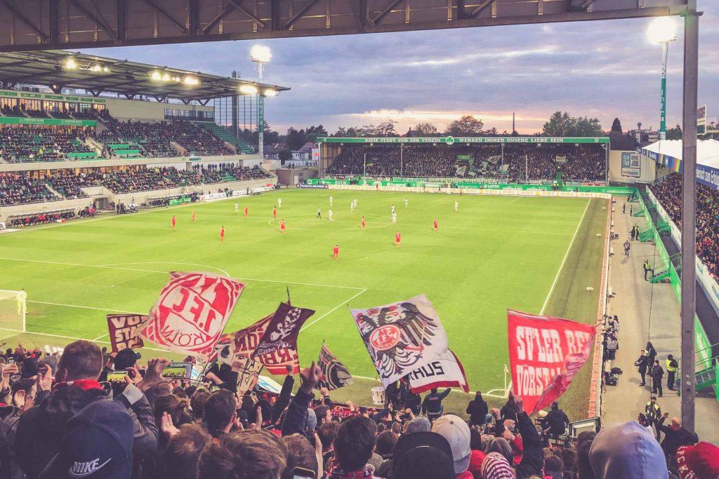 Sportpark Ronhof - Greuther Fürth - 1.FC Köln