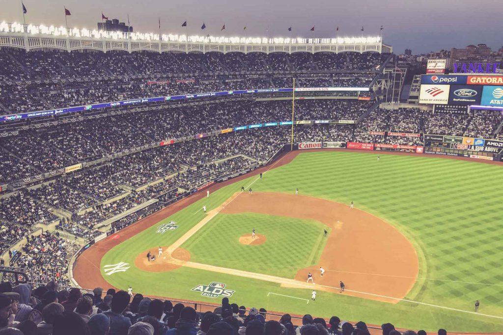 New York Yankees - Minnesota Twins, ALDS 2019