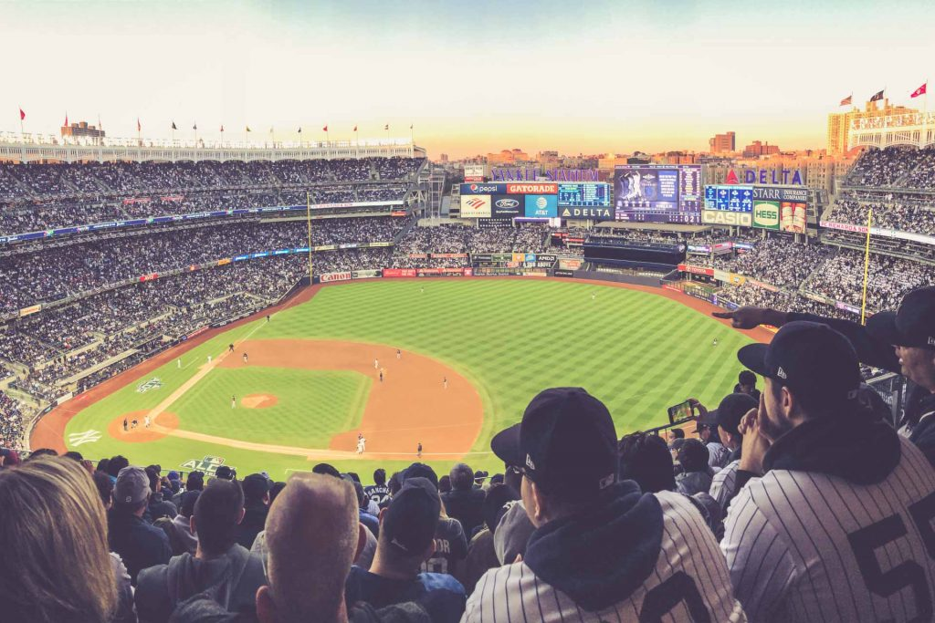 Yankees Stadium Panorama, New York City