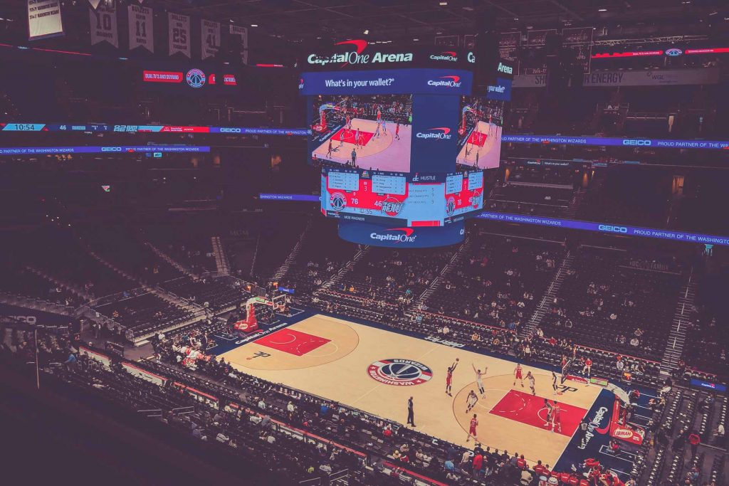 Capital One Arena, Washington Wizards