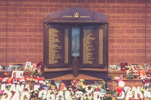 Anfield Road, Liverpool - Hillsborough Memorial