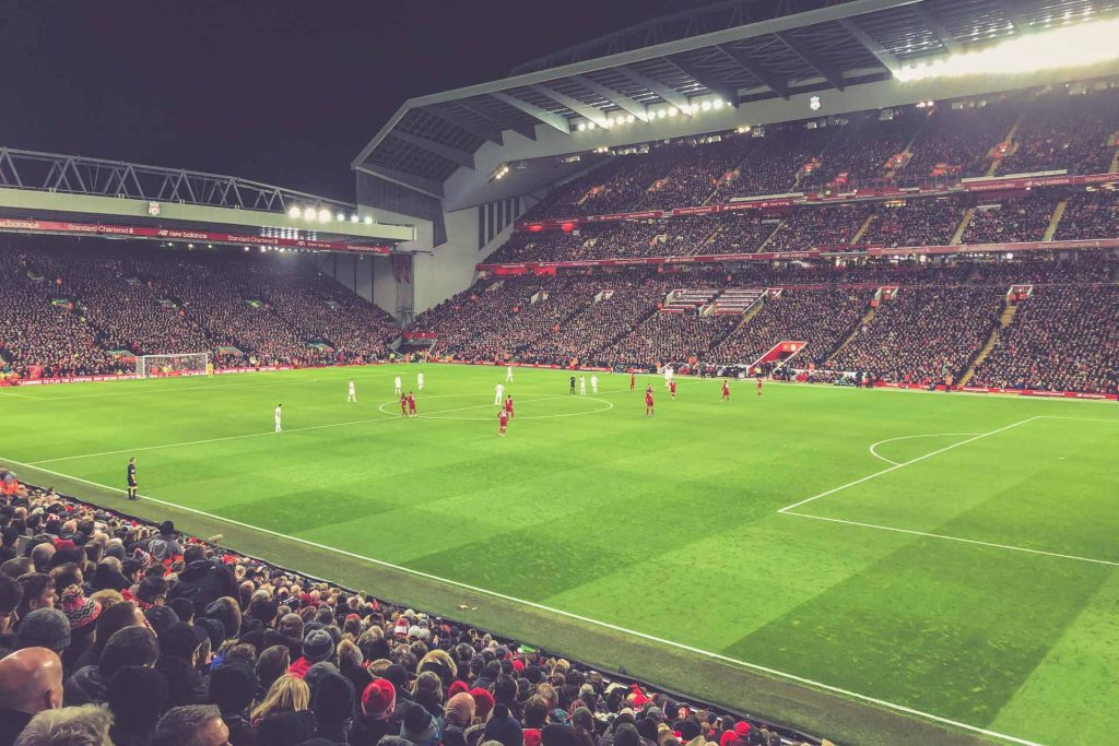 Anfield Road, Liverpool - Sheffield United