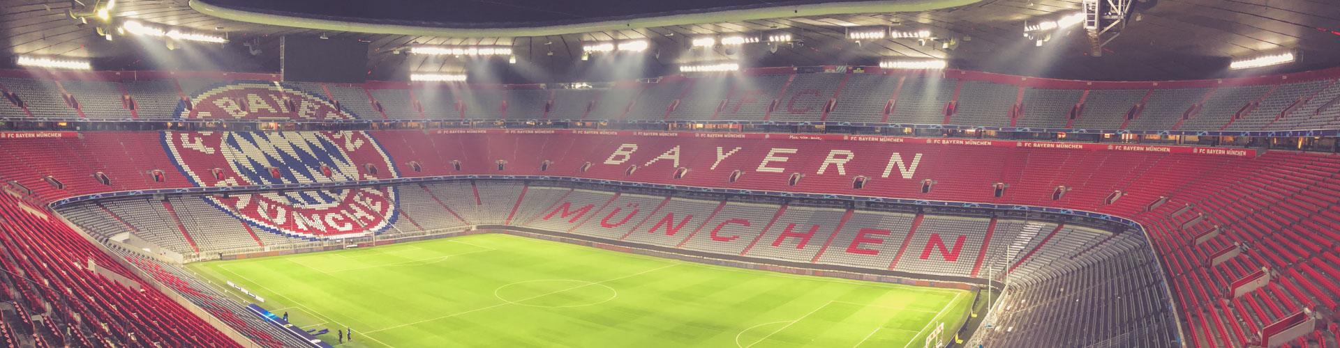 Allianz Arena, FC Bayern München - Panorama