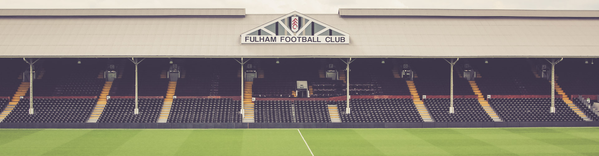 Craven Cottage, Fulham - Header