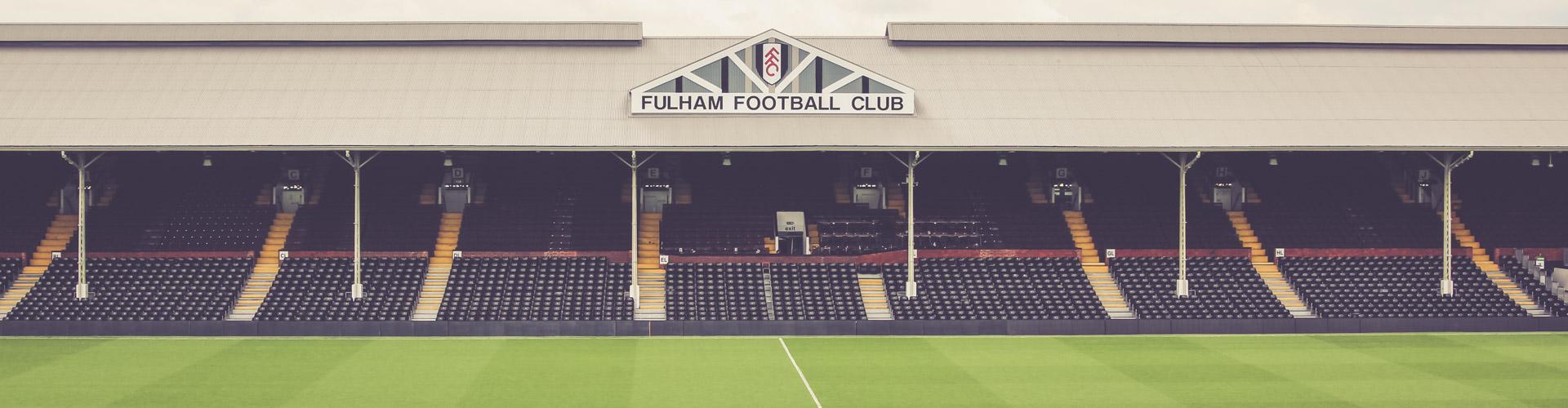 Craven Cottage, Fulham - Header