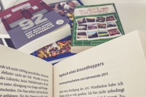 Groundhopping Bücher